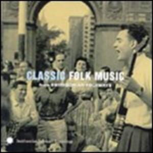 Classic Folk Music - CD Audio