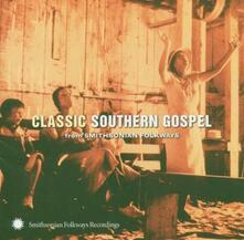 Classic Southern Gospel - CD Audio