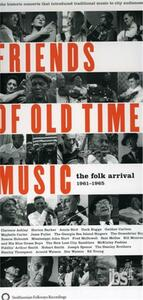 Friends of Old Time Music - CD Audio