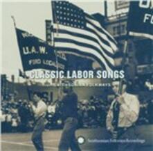 Classic Labor Songs - CD Audio