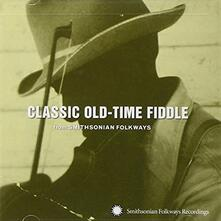 Classic Old Time Fiddle - CD Audio