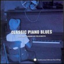 Classic Piano Blues - CD Audio
