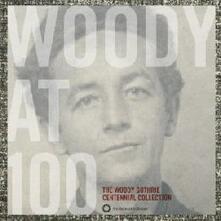 Woody at 100 wg - CD Audio di Woody Guthrie