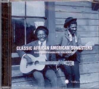 Classic African - CD Audio