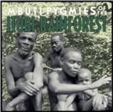 Ituri Rainforest - CD Audio di Mbuti Pygmies