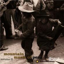 Mountain Music of Peru 2 - CD Audio