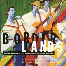 Borderlands from Conjunto - CD Audio