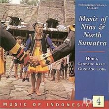 Music of Indonesia vol.4 - CD Audio