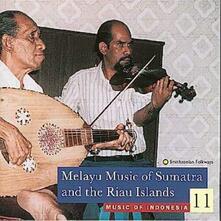Music of Indonesia vol.11 - CD Audio