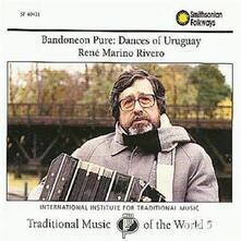 Bandoneon Pure Dances - CD Audio di Rene Marino Rivera