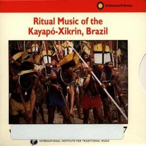 Ritual Music of ka - CD Audio