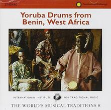Yoruba Drums from Benin - CD Audio