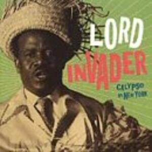 Calypso in New York - CD Audio di Lord Invader