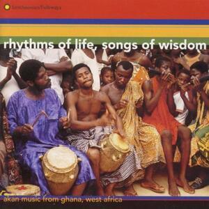 Akan Music from Ghana - CD Audio