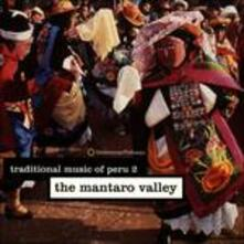 Music of Peru 2 - CD Audio