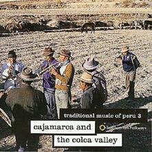 Peru 3 Cajamarca - CD Audio