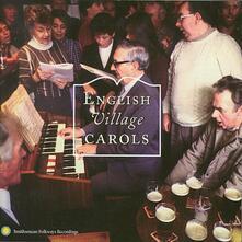 English Village Carols - CD Audio