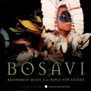 Bosavi. Rainforest Music - CD Audio
