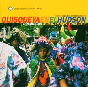 Quisqueya En El Hudson - CD Audio