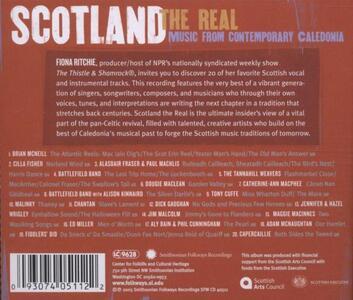 Scotland - CD Audio - 2