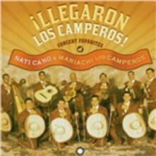Llegaron los Camperos - CD Audio di Cano Nati