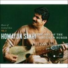 Art of the Afghan Rubab - CD Audio di Homayun Sakhi