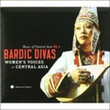 Bardic Divas - CD Audio