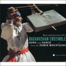 Songs and Dance From - CD Audio di Badakhshan Ensemble
