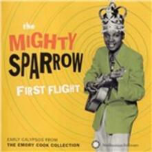 First Flight - CD Audio di Mighty Sparrow