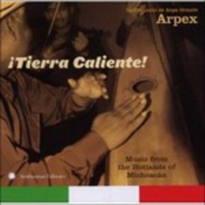 Tierra Caliente - CD Audio di Conjunto De Arpa Granda