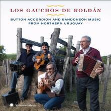 Button Accordion - CD Audio di Los Gauchos De Roldan