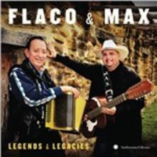Flaco & Max - CD Audio di Flaco Jimenez
