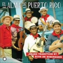 Alma De Puerto Rico - CD Audio di Ecos de Borinquen