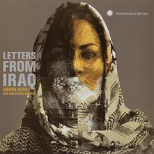 Letters from Iraq Oud and String Quin - CD Audio di Rahim Alhaj