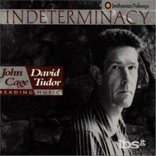 Reading Music Indetermina - CD Audio di John Cage