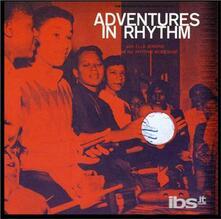 Adventures in Rhythm - CD Audio di Ella Jenkins