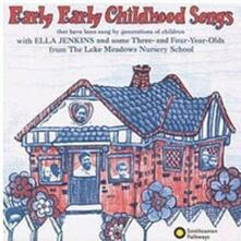 Early Childhood Songs - CD Audio di Ella Jenkins