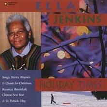 Holiday Times - CD Audio di Ella Jenkins