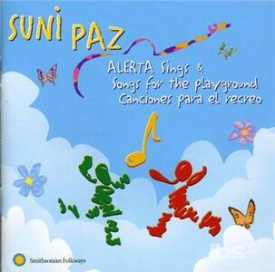 Alerta Sings - CD Audio di Suni Paz