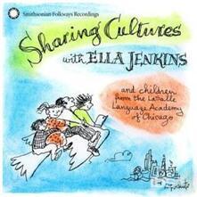 Sharing Cultures with - CD Audio di Ella Jenkins