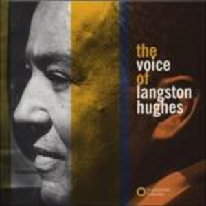 Voice of - CD Audio di Langston Hughes