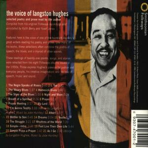Voice of - CD Audio di Langston Hughes - 2