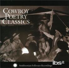 Cowboy Poetry Classics - CD Audio