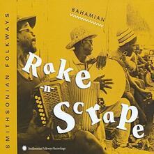 Bahamian Rake-N-Scrape - CD Audio di Ophie and da Websites