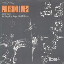 Palestine Lives! - CD Audio
