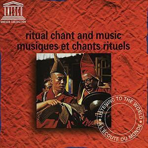Ritual Chant & Music - CD Audio