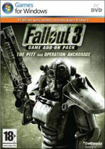 Fallout 3 Game Add On Pack Anchorage - 2