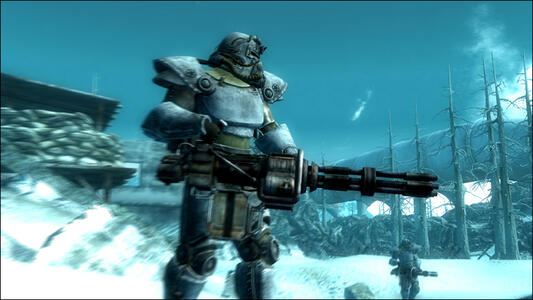 Fallout 3 Game Add On Pack Anchorage - 5