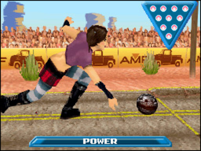 Videogioco AMF Bowling Pinbusters Nintendo DS 2