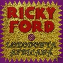 Loxodonta Africana - CD Audio di Ricky Ford